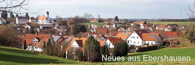 Titelbild für Neues aus Ebershausen