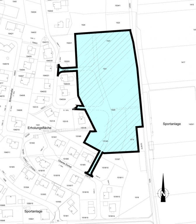 Baugebiet Südöstlicher Ortsrand Ebershausen II