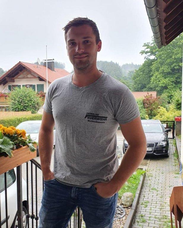 Jugendbeauftragter Florian Schneider