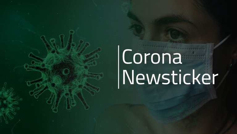 Bild Corona Newsticker