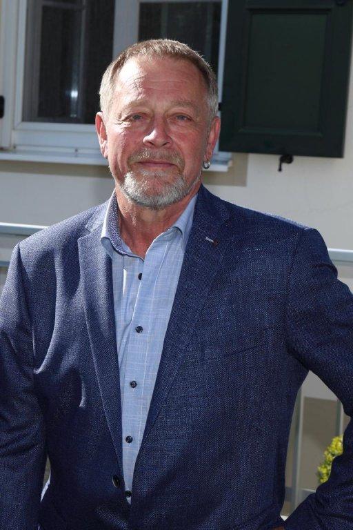 1. Bürgermeister Alois Rampp