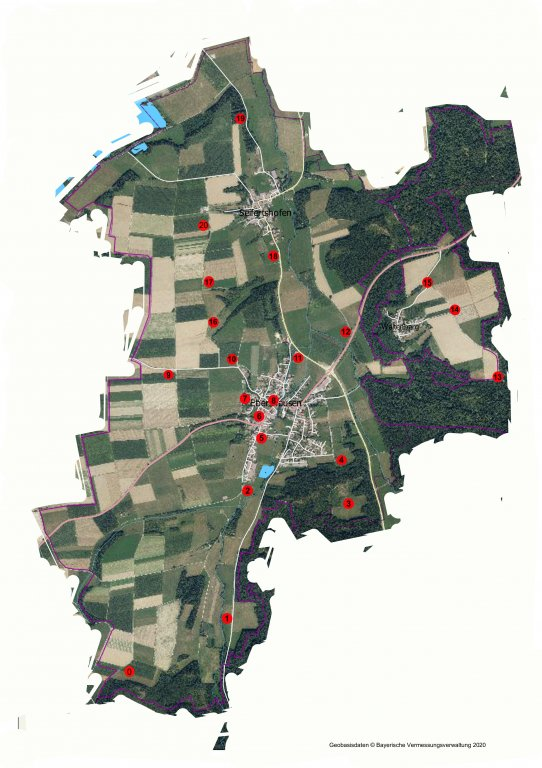 Feldkreuze_Lageplan